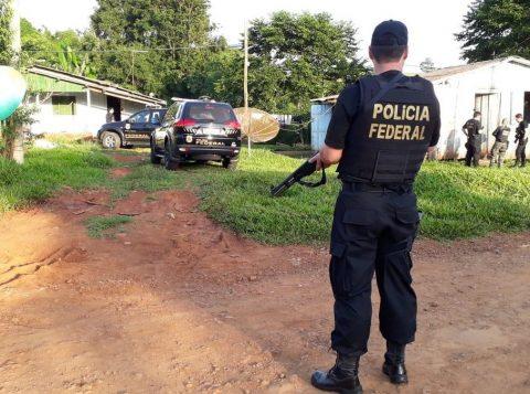 Polícia Federal realiza operação contra crimes motivados por disputas em terra indígena no Rio Grande do Sul