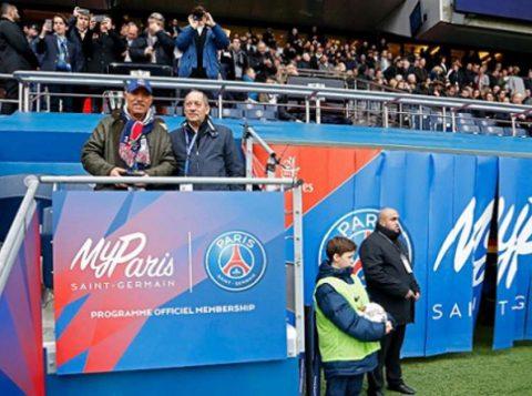 O Paris Saint-Germain lança um pacote de viagens para os torcedores brasileiros