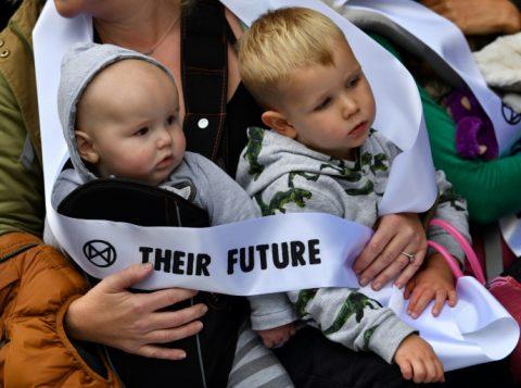A mudança climática prejudicará para o resto da vida a saúde dos bebês nascidos agora