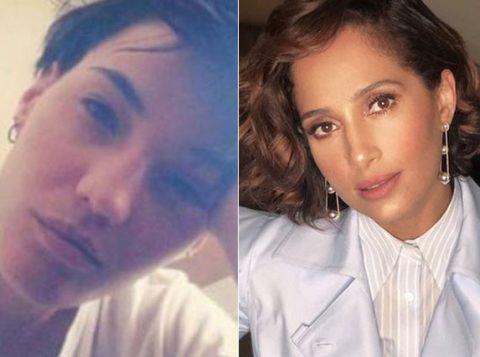 Camila Pitanga está namorando pela primeira vez com uma mulher