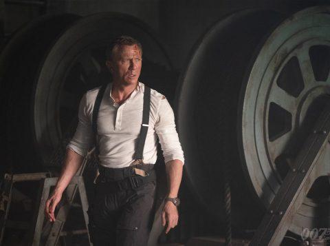 """""""007 - Sem Tempo Para Morrer"""": Daniel Craig surge ensanguentado em nova imagem do filme"""