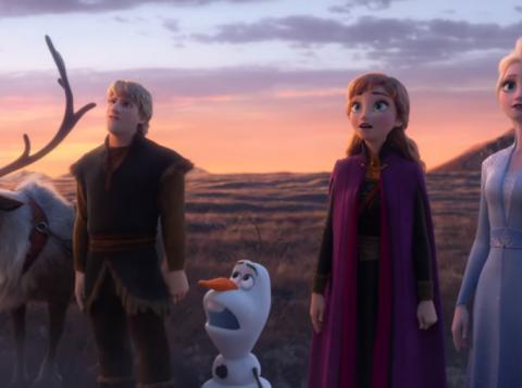 Disney lança Frozen 2, uma sequência ainda maior e épica