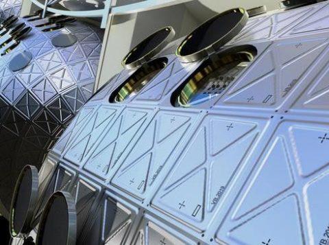 Hotel espacial com gravidade artificial pode ser construído em 2025