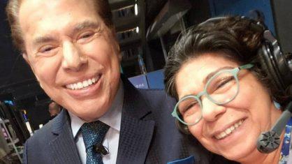 Silvio Santos volta a gravar seu programa após melhora na saúde
