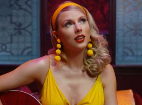 Proibida de cantar suas próprias músicas, Taylor Swift expõe chantagens de empresário