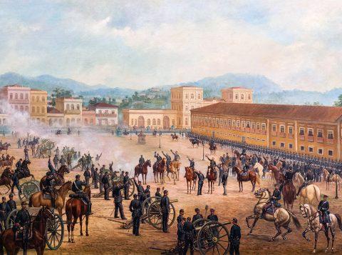 A República foi proclamada pela primeira vez no Brasil no Recife, em 1817