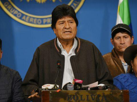 """""""Eu não me arrependo de ter desejado governar a Bolívia por 20 anos"""", diz Evo Morales"""