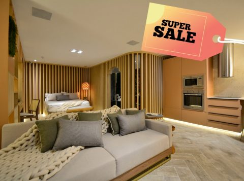Mostra EliteDesign 2019 entra na sua reta final promovendo o Super Sale Pôr-do-Sol
