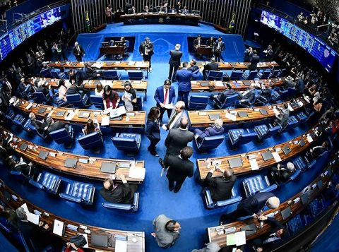 Com votação pautada para a próxima semana, o Senado convidará Sérgio Moro a falar sobre a prisão de condenados em segunda instância