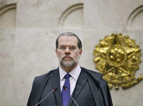 Presidente do Supremo anula decisão que havia cobrado envio de dados sigilosos da Receita Federal