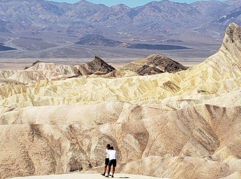 Saiba como sobreviver ao Vale da Morte, na Califórnia