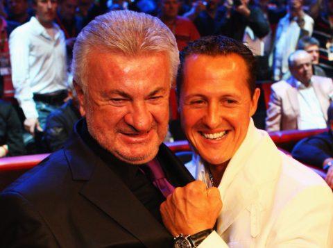 """Ex-agente de Schumacher vê medo da esposa do ex-piloto de """"expor a verdade"""""""