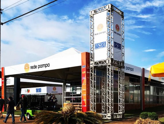 Stand Rede Pampa Expodireto